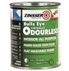 Zinsser Bulls Eye Virtually Odourless 1 Litre
